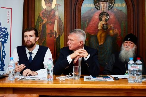 Международный круглый стол «Современные вызовы единству Православной Церкви», 12 октября 2018 года