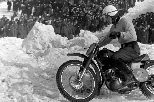 Ю. Трофимец, серебряный призёр Чемпионата СССР 1955 года