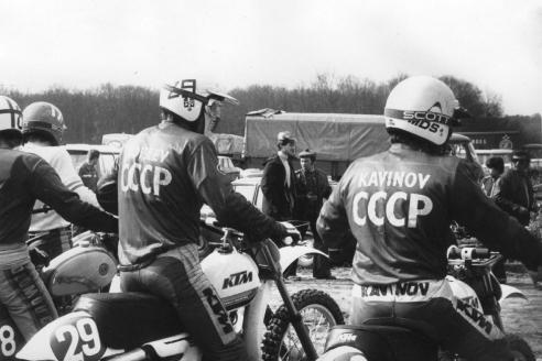 В. Кавинов и Г. Моисеев Чемпионат мира. 1978 г.