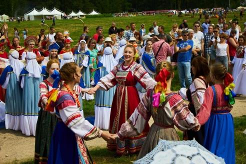 Открытие 52-го Всероссийского Пушкинского праздника поэзии, 2 июня 2018 года
