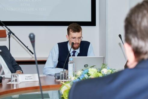 Е.О. Иванов, 28 марта 2018 года