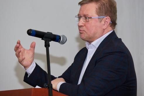В.А. Лепехин, 28 марта 2018 года