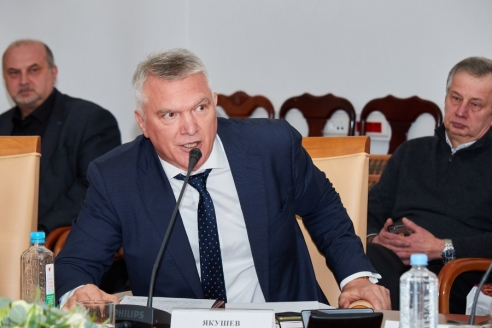 М.И. Якушев, 28 марта 2018 года