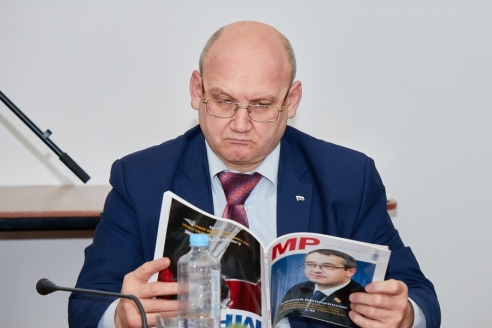 Ю.Московский, 28 марта 2018 года