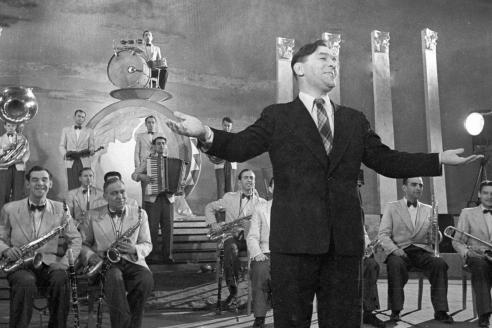 Теа-джаз Леонида Утёсова. 1938 г.
