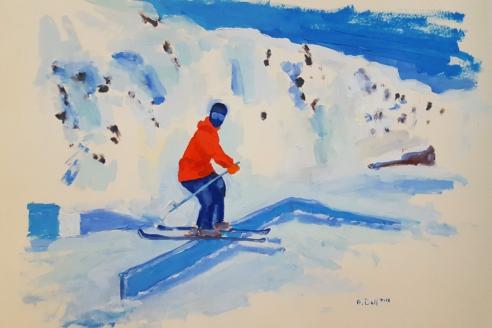 Картина художника А.Долля