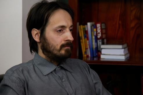 И.С.Вевюрко в редакции МР, 13 декабря 2017 года