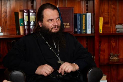 Протоиерей Игорь Фомин в редакции МР, 31 января 2018 года