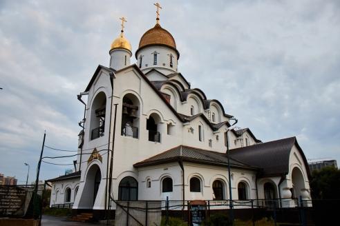 Храм святого благоверного князя Александра Невского при МГИМО