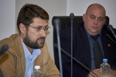 В.Колташов, Д.Сурмило, 29 августа 2017 года