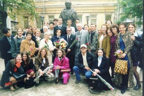 Выпуск в Щепкинском театральном училище