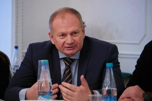 В.В.Сергеев, 6 декабря 2017 года