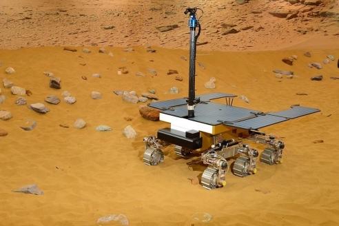 Новый марсоход «Розалинд Франклин»
