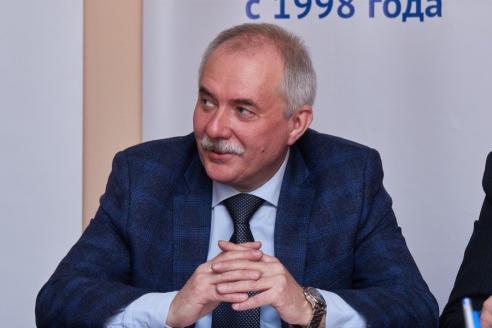 Генеральный директор МР Н.А. Кузнецов, 12 марта 2018 года