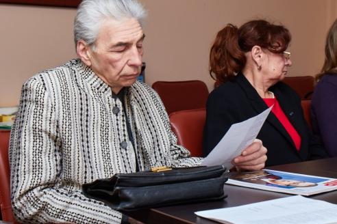 Участники круглого стола в ГИПП, 12 марта 2018 года