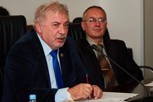 А. Стоппе и А. Хребтов