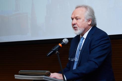 VIII Съезд Союза журналистов Москвы, 25 декабря 2018 года