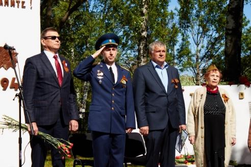 9 мая в Путилково