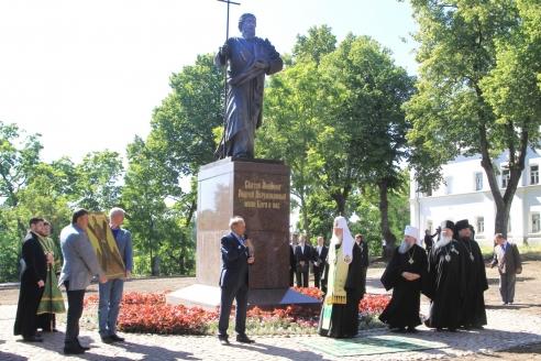 В Свято-Андреевском кафедральном соборе г. Запорожье