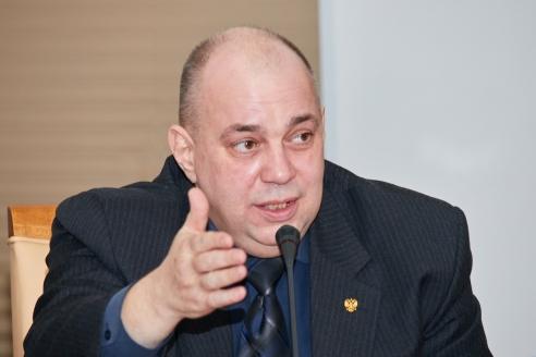 Д.А. Сурмило, доктор философии, член правления АНО «Славься, Отечество!»