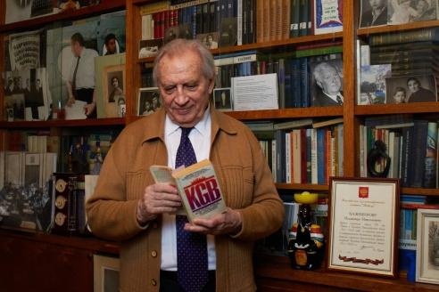 Владимир Николаевич Казимиров, 9 декабря 2017 года