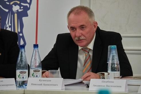 Н.А.Кузнецов, 8 ноября 2017 года