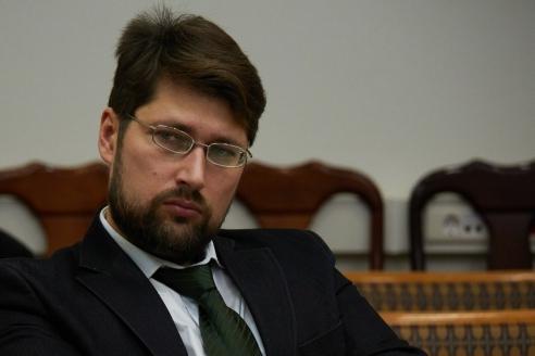 Руководитель центра экономических исследований ИГСО В.Г. Колташов, 1 ноября 2017 года