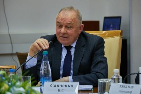 Генеральный директор Делового Центра экономического развития СНГ В.С.Савченко, 1 ноября 2017 года