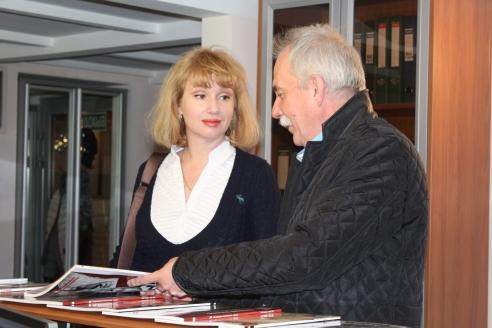 Е.Ю. Иваниченко и Н.А. Кузнецов, 6 июня 2018 года