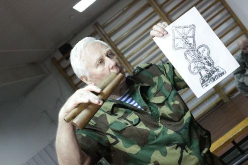 А.А. Кадочников – создатель одной из наиболее известных в России систем рукопашного боя, «Системы Кадочникова»