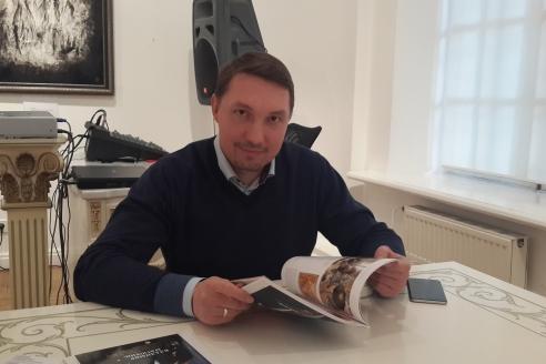 Дмитрий Мариничев — российский предприниматель, интернет-омбудсмен