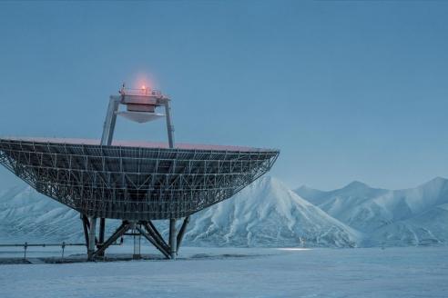 На Шпицбергене уникальная среда для проведения метеорологических, климатических и астрономических исследований
