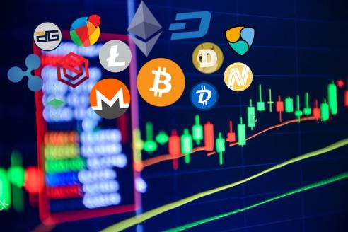 Многообразие криптовалют