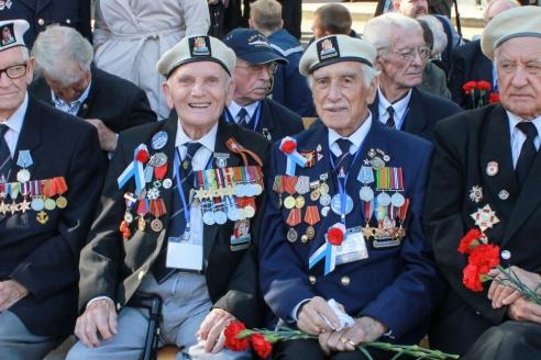 Ветераны Полярных конвоев