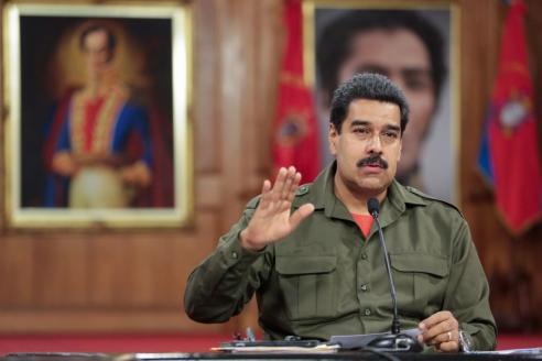 Президент Венесуэлы Николас Мадуро на грани импичмента