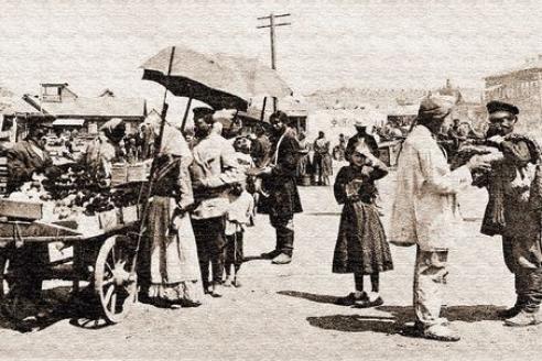 Волжские торговцы в Самаре