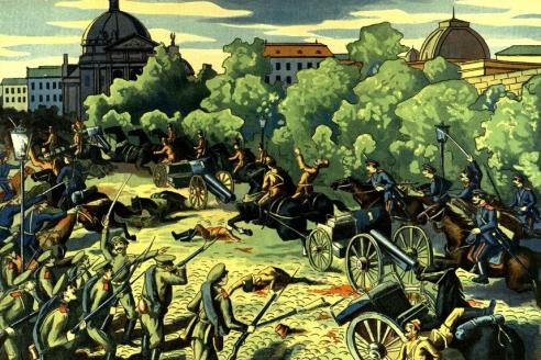 Взятие г. Львова  в Галиции