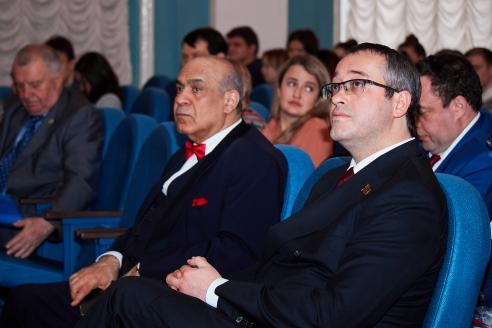 Торжественная церемония вручения высших адвокатских наград имени Ф.Н. Плевако, 26 апреля 2018 года