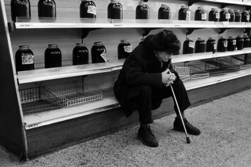 Товарный дефицит 80–90-х: «шопинг» не на жизнь, а на смерть