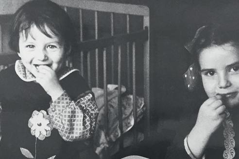 Дочки Алика и Елена