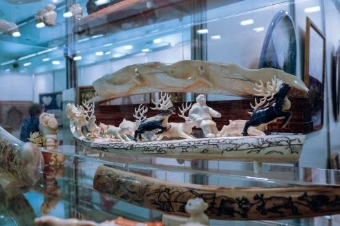 Выставка «Народные художественные промыслы: вчера, сегодня, завтра» в выставочном зале «Новый Манеж». 2015 г.