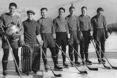 Чемпион СССР команда ЦДКА. 1948 г.