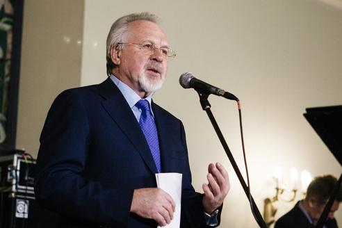 Председатель Союза журналистов Москвы, главный редактор газеты «Московский Комсомолец» Павел Гусев