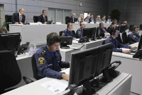 Национальный центр управления в кризисных ситуациях (НЦУКС) МЧС России