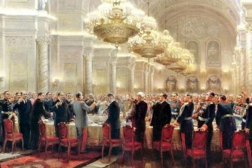 «За великий русский народ». М.И. Хмелько
