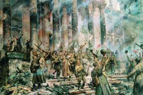 «Победа». П.В. Кривоногов