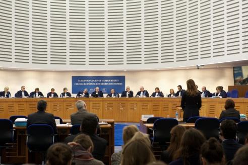 Европейский суд по правам человека. Страсбург
