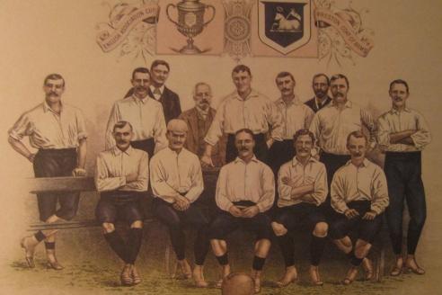 Футболисты «Престон Норт Энд» в 1888–1889 гг. – первые чемпионы Футбольной лиги