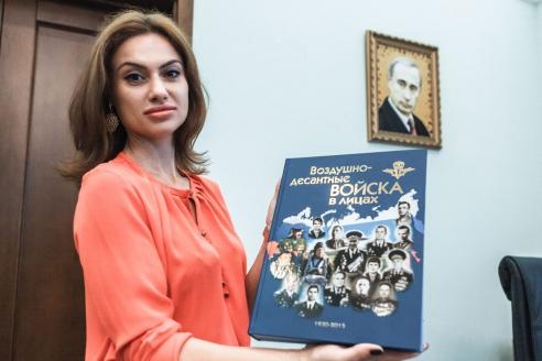В.А. Сухова – помощник по работе в Государственной думе