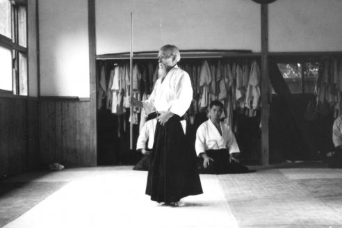 Уэсиба Морихэй — основатель Айкидо